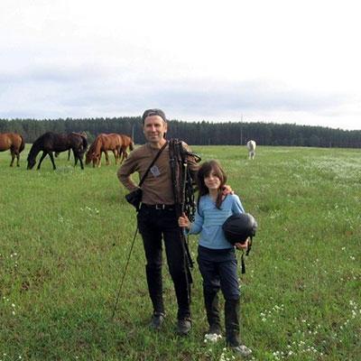 Конно-туристическая спортивная база-клуб Країна Тетерів-Teteriv Country